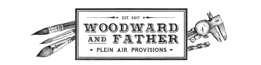 Woodward and Father Plein Air Provisions